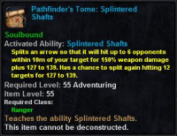 Pathfinder's Tome Splintered Shafts.png